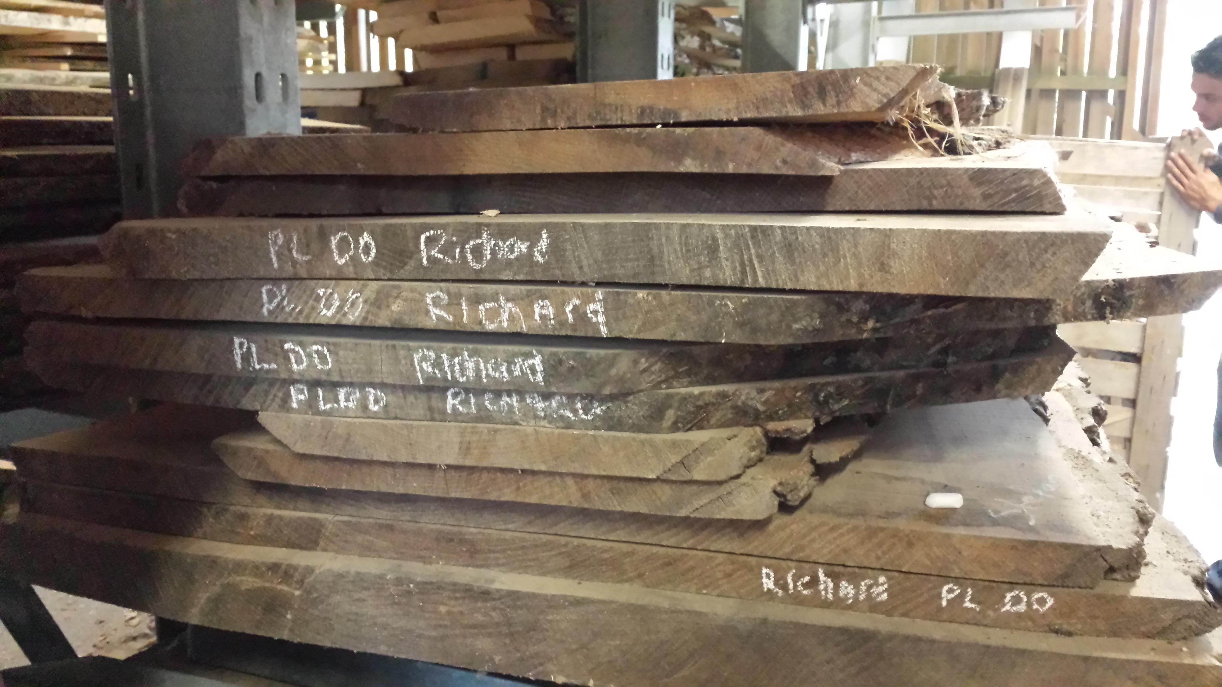 Van dikke planken maakt de maakmeester mooie kasten maakmeester